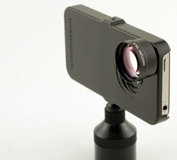 Schneider Optics iPro Tele Lens for iPhone 4/4S