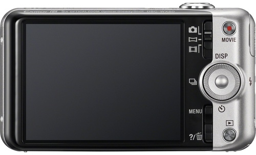 Sony DSC-WX50 Cyber-shot Digital Camera - back