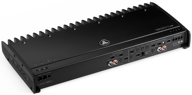 JL Audio Slash 1200/1v3 Car Amplifier