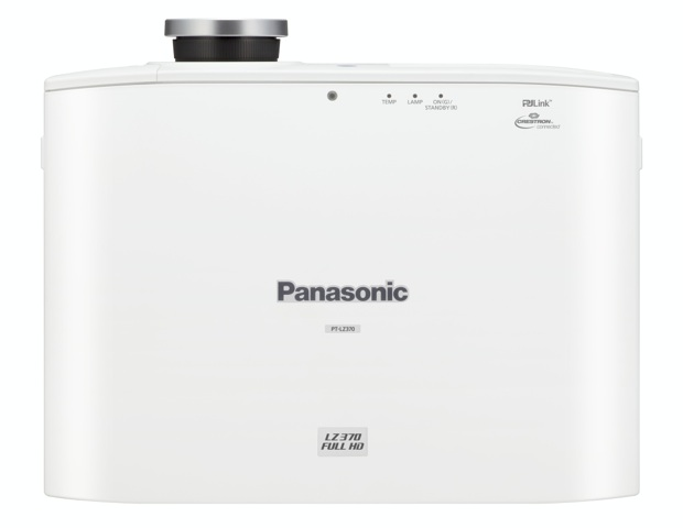 Panasonic PT-LZ370U LCD Projector - Top