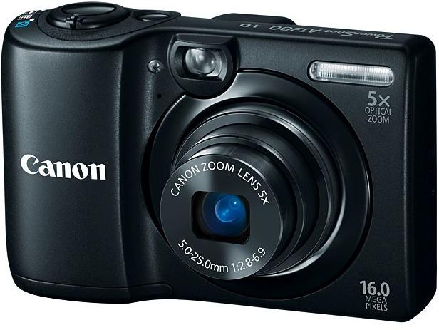 Canon PowerShot A1300 Digital Cameras