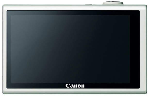 Canon PowerShot ELPH 530 HS Wi-Fi Digital Camera - Back