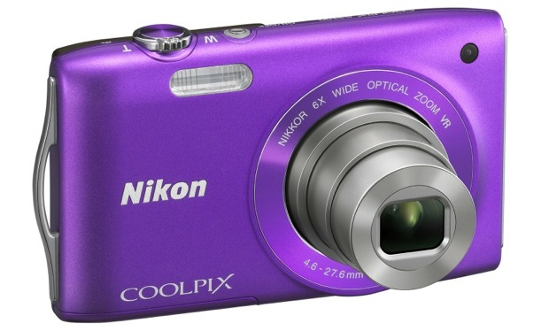 Nikon COOLPIX S3300 Digital Camera