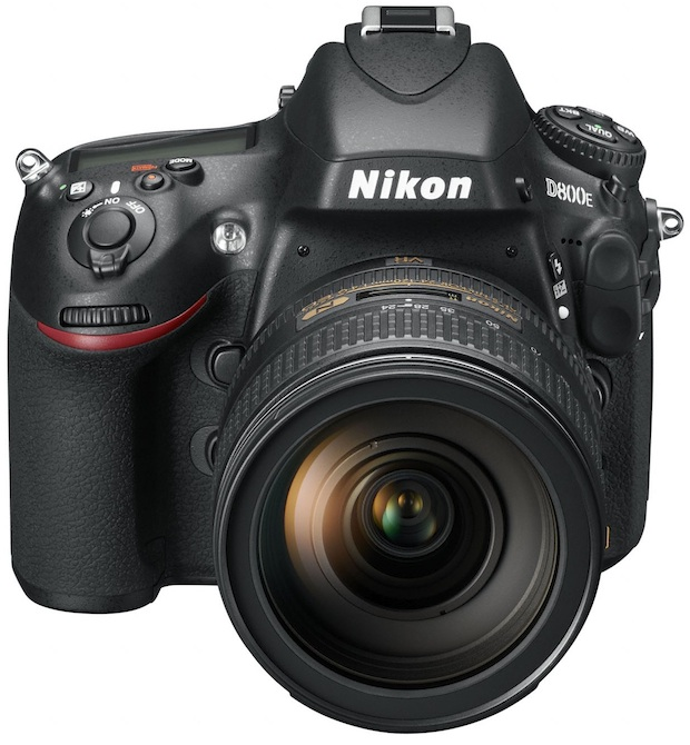 Nikon D800E HD-SLR Digital Camera
