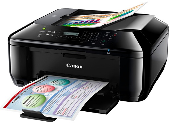 Canon PIXMA MX432 Wireless All-in-One Printer
