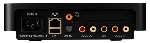 Simple Audio Roomplayer II