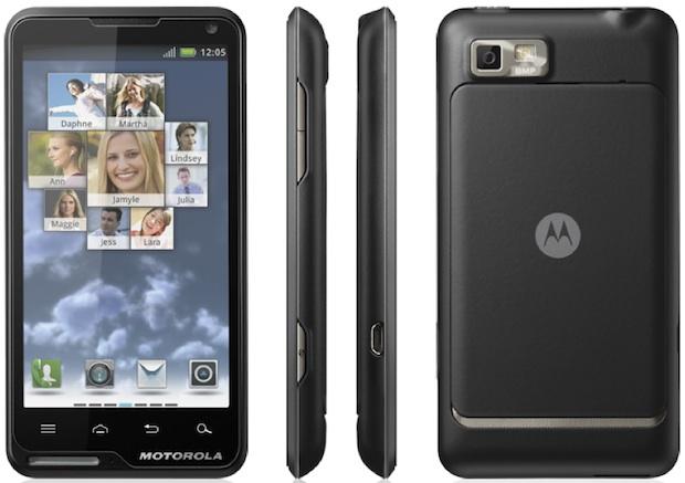 Motorola MOTOLUXE Smartphone