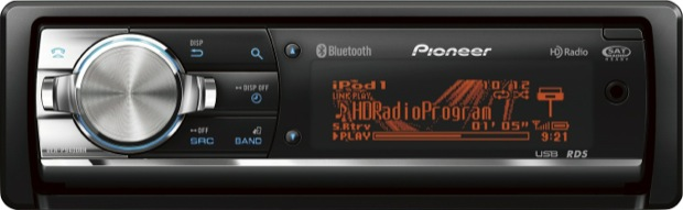 Pioneer DEH-P9400BH Single-CD Car Receiver