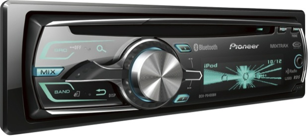 Pioneer DEH-P8400BH Single-CD Car Receiver