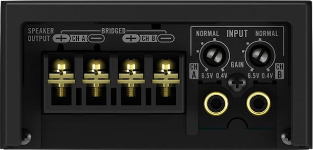 Pioneer PRS-D800 Car Amplifier