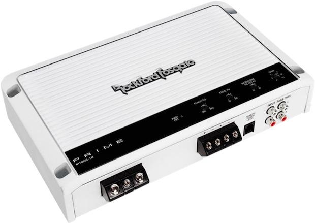 Rockford Fosgate M1200-1D Marine Amplifier