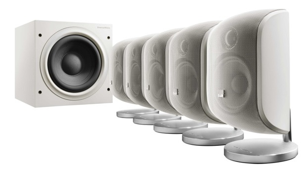 Bowers & Wilkins MT-50 Mini Home Theater Speaker System