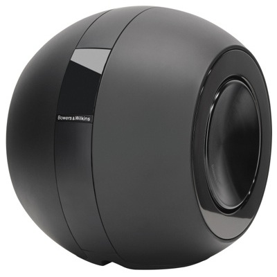 Bowers & Wilkins PV1D Subwoofer - Black