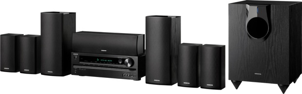 Onkyo HT-S5500 Home Theater in a Box