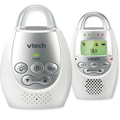 VTech DM221 Safe and Sound Digital Audio Monitor