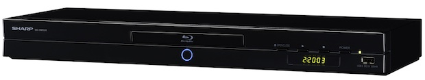 Sharp BD-AMS20U Blu-ray Player