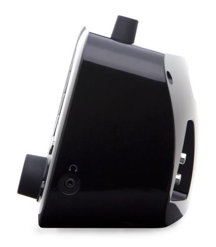 Grace Digital Audio Mondo Portable Wi-Fi Music Player - Side