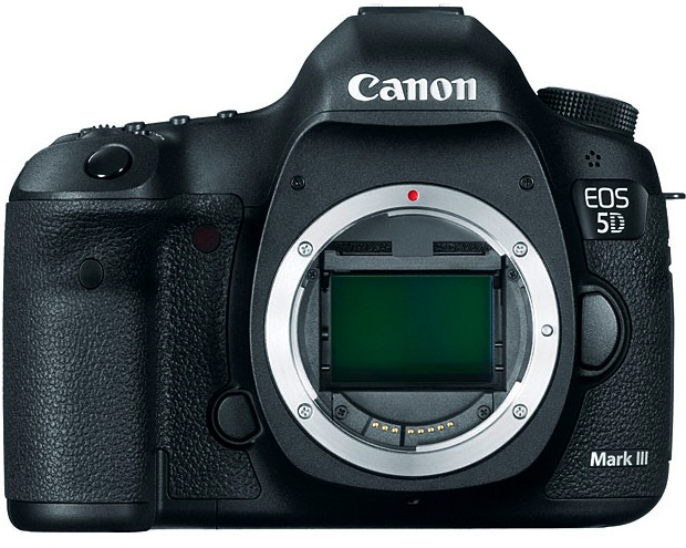 Canon EOS 5D Mark III Digital SLR Camera - Body