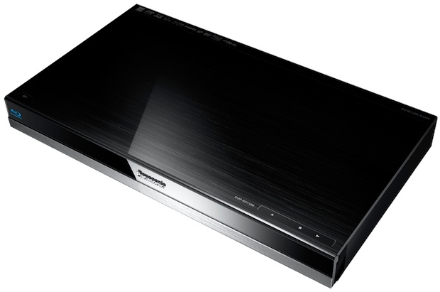 Panasonic DMP-BDT500 Full HD 3D Blu-ray Disc Player