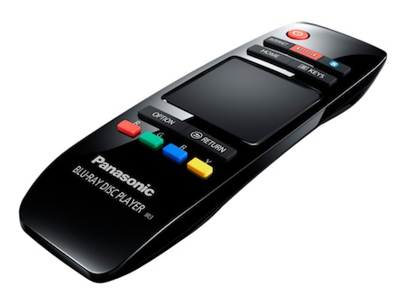 Panasonic Touchpad Remote Control