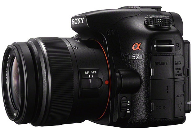 Sony Alpha SLT-A57 Interchangeable Lens Digital Camera