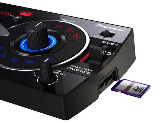 Pioneer RMX-1000 DJ Remix Station
