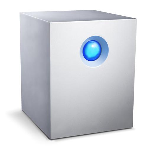 LaCie 5big Network 2 RAID Storage