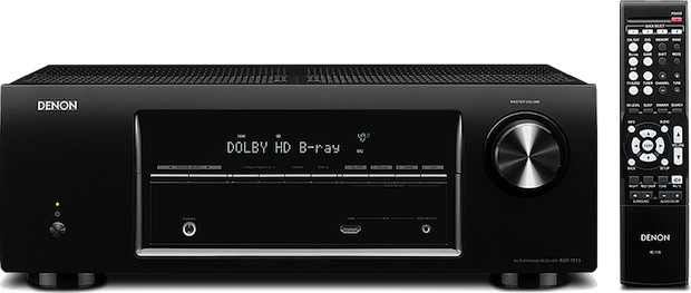 Denon AVR-1513 5.1-Channel A/V Receiver