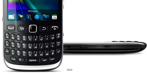BlackBerry Curve 9230 Smartphone