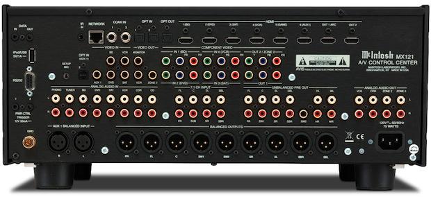 McIntosh MX121 A/V Control Center