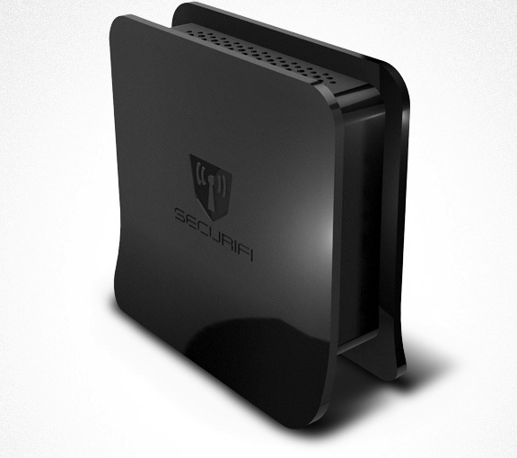 Securifi Almond Wireless Touchscreen Router