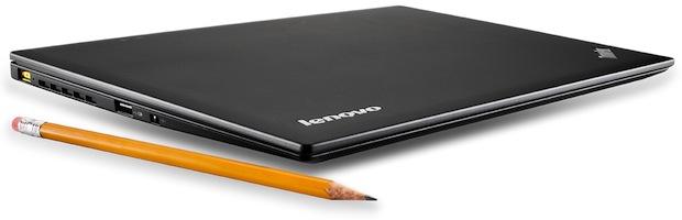 Lenovo ThinkPad X1 Carbon Ultrabook - Closed