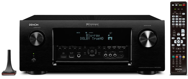 Denon AVR-3313CI A/V Receiver