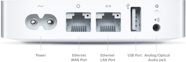 Apple AirPort Express Wireless Router