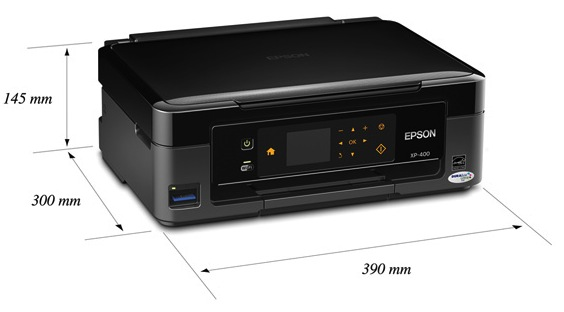 Epson Expression Home XP-400 All-in-One Printer