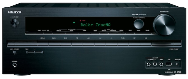 Onkyo HT-S6500 Home Theater System - Front
