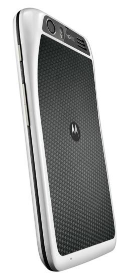 Motorola ATRIX HD 4G LTE Smartphone - White