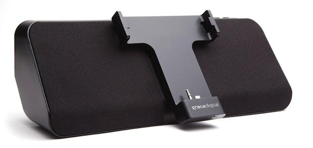 Grace Digital MatchStick Speaker Dock for Kindle Fire