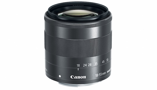 Canon EOS M Interchangeable Lens