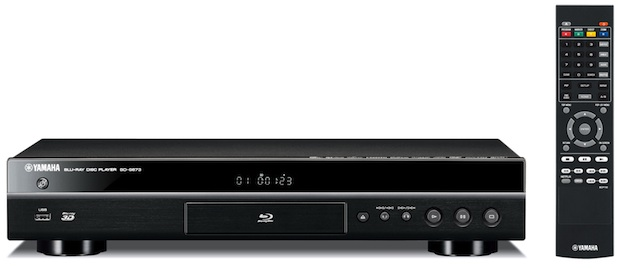 Yamaha BD-S673 Blu-ray 3D Player