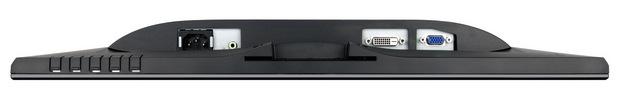 ViewSonic VA1912m-LED and VA2212m-LED LCD Monitors - Ports