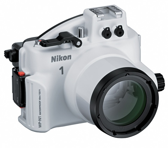 Nikon WP-N1 underwater case