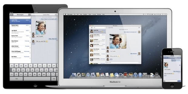 Apple Previews OS X Mountain Lion Operating System