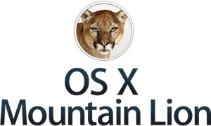 Apple OS X Mountain Lion Released
