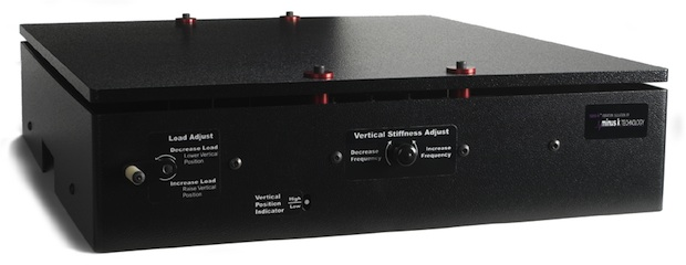 Negative-stiffness vibration isolation platform
