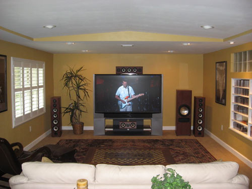 Home Theater Room budgeting and building a dedicated home theater room - ecoustics