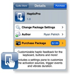 Haptic Feedback App