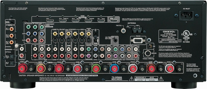 TX-SR806