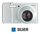 Ricoh CX1 Silver
