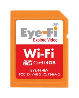 Eye-Fi Explore 4GB